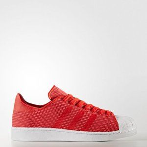 Adidas Superstar 'Red Core Pink'